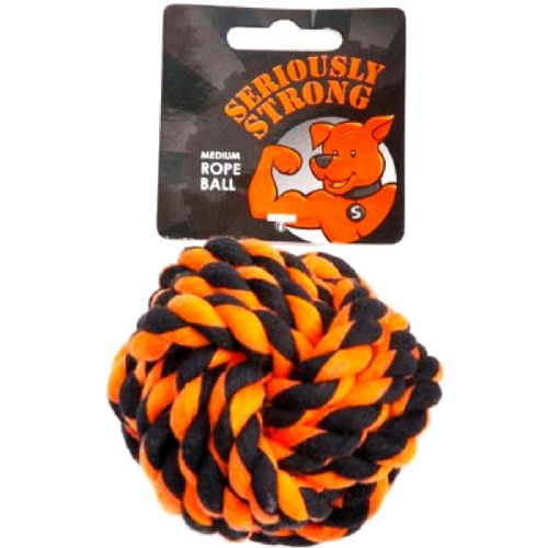 Seriously Strong Rope Ball